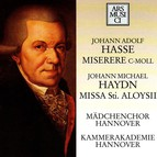 Hasse: Miserere in C minor - Haydn: Missa Sancti Aloysii
