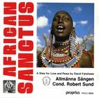Fanshawe: African Sanctus