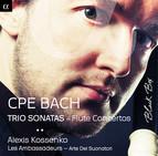 C.P.E. Bach: Trio Sonatas & Flute Concertos