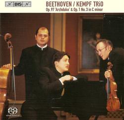 Beethoven - Piano Trios Op.1 & 97