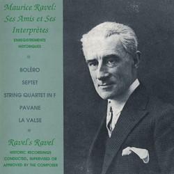 Ravel: Ses Amis et Ses Interpretes