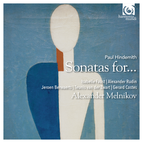Hindemith: Sonatas for…