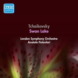 Tchaikovsky, P.I.: Swan Lake (London Symphony, Fistoulari) (1952)