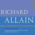 Allain: Choral Music