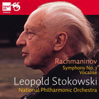 Rachmaninov: Symphony No. 3 - Vocalise