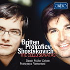 Britten, Prokofiev & Shostakovich: The Cello Sonatas