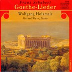 Schubert, F.: Lieder, Vol. 2
