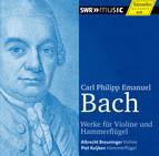 C.P.E. Bach: Works for Violin and Pianoforte