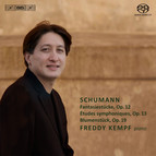 Schumann  tudes symphoniques