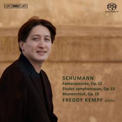 Schumann – Études symphoniques