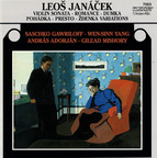 Janáček: Chamber Works