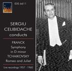 Sergiu Celibidache Conducts (1957, 1960)