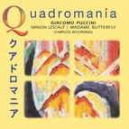 Quadromania: Puccini: Manon Lescaut / Madame Butterfly (1930, 1949)