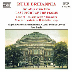 Rule Britannia: Last Night of the Proms