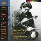 Violin Solo, Vol. 6