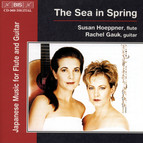 The Sea in Spring - Japanese Music for Flute and Guitar