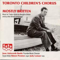 Mostly Britten