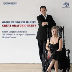 Händel - Great Oratorio Duets