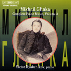 Glinka - Complete Piano Music, Vol.3