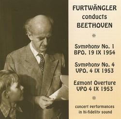 Furtwängler\'s Beethoven (1953-1954)