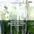 Kokkonen: Piano Works