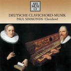 Deutsche Clavichord-Musik