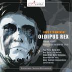 Stravinsky: Oedipus Rex -, Apollon Musagete - Symphonies d'Instruments a Vent