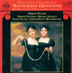 Hoffmeister, F.A.: Quintets Nos. 1, 2, 4, 5 and 6