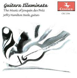 Josquin Des Prez: Guitar Music