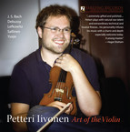 Petteri Iivonen: Art of the Violin