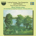 Norman Rangström Wiklund: Pieces for Piano and Orchestra