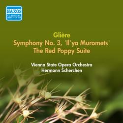 Gliere, R.: Symphony No. 3,