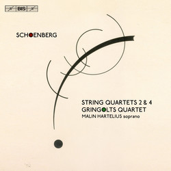 Schoenberg - String Quartets Nos 2 & 4