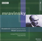 Mravinsky - Shostakovich: Symphony No. 8 - Mozart: Symphony No. 33