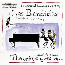 Los Bandidos - Music for trombone and piano