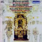 Mendelssohn / Kern: Sacred Choral Works