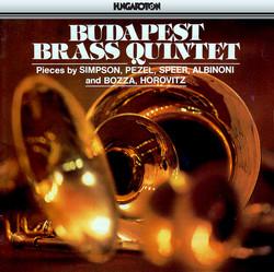 Albinoni: Suite in A Major / Bozza: Sonatine / Horovitz: Music Hall Suite