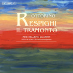 Respighi - Il tramonto - Music for String Quartet