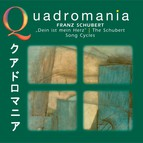 Quadromania: The Schubert Song Cycles (1933-1945)