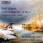 Sjögren - Violin-Sonatas
