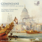Geminiani: Concerti grossi (after Corelli, Op.5)