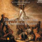 Schütz: Histoire de la résurrection