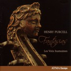 Purcell, H.: Fantasias / In Nomine / The Fairy Queen / Dido and Aeneas (Les Voix Humaines)
