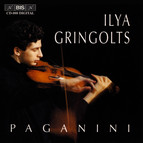 Paganini - Ilya Gringolts, violin