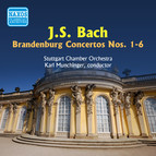 Bach, J.S.: Brandenburg Concertos Nos. 1-6 (Munchinger) (1950)