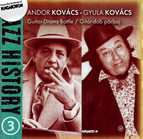 Hungarian Jazz History, Vol. 3: Andor and Gyula Kovacs: Guitar-Drum Battle
