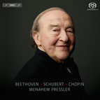 Menahem Pressler plays Beethoven, Schubert & Chopin