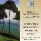 Fuchs: 5 Serenades: No. 3 - Frackenpohl: Tuba Concertino - Tchaikovsky: Serenade in C major
