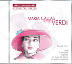 Maria Callas Sings Verdi