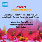 Mozart, W.A.: Nozze Di Figaro (Le) [Opera] (Siepi, Gueden, Corena, E. Kleiber) (1955)